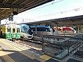 Colorful Trains at Kashikojima station.jpg