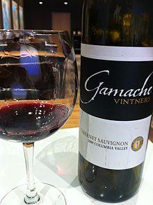 What does cabernet sauvignon mean