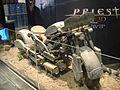 Comic-Con 2010 - Priest 3D movie motorcycle (4858994465).jpg