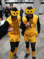 Comikaze Expo 2011 - Monarch's henchmen (6324614867).jpg