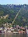 Como-Brunate funicular - June2016.jpg