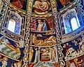 Como Basilica di Sant'Abbondio Interno Coro Affreschi 8.jpg