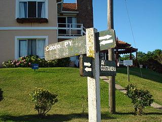 Comodoro Py Street - Valeria del Mar
