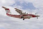Conair Aviation (C-GVFT) Avro RJ85 at Albury Airport (4).jpg