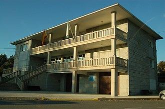 Cotobade - Image: Concello Cot