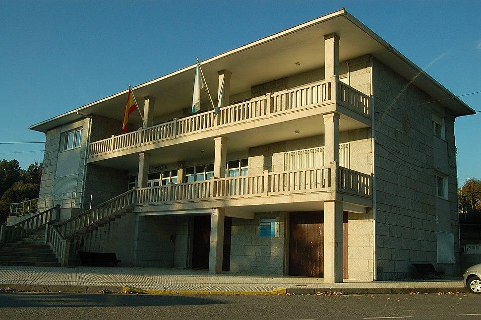 Hình nền trời của Concello de Cotobade