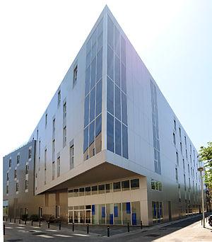Conservatori Superior de Música del Liceu - The conservatory's new building, constructed in 2009