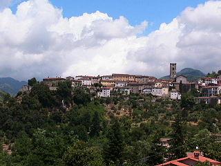 Coreglia Antelminelli Comune in Tuscany, Italy