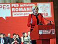 Corina Cretu - PES Activists Romania, Palatul Parlamentului, Bucuresti - 08.02.2014 (4) (12383815393).jpg