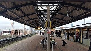 Cornbrook tram stop