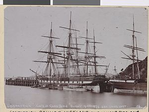 Cospatrick (ship) - Cospatrick