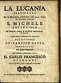 Costantino Gatta, La Lucania Illustrata, Alle Glorie immortali dell'Illustris., e Reverendis. Signore Principe D. Carlo Francesco Giocoli.jpg