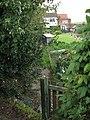 Cottages at Heckingham Holes - geograph.org.uk - 1493131.jpg