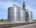 County Star Grain Bins Crestline OH 2007.jpg