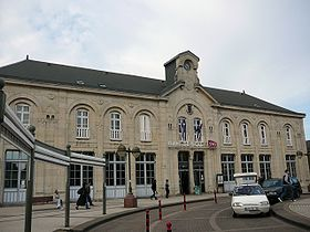 Image illustrative de l'article Gare de Dole-Ville