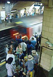 Cowboys at Baker Street - Circle Line Party (2540700368).jpg