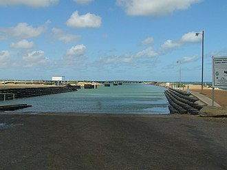 Cowell, South Australia - Image: Cowell boat ramp