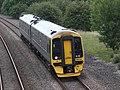 Creech St Michael - GWR 158766 down train.JPG