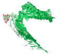 Croatian constitutional referendum 2013 vote share.png