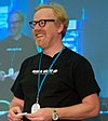 Cropped Adam Savage HOPE