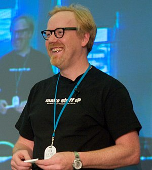Adam Savage - Savage in July 2008
