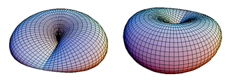 Real projective plane - Image: Cross Cap Two Views