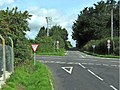 Crossroads at Vagg, north of Yeovil - geograph.org.uk - 1429863.jpg