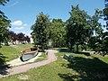 Csónakok a Kelemen László parkban, 2018 Ráckeve.jpg