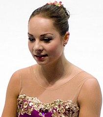 Cup of Russia 2010 - Elena Glebova (2).jpg