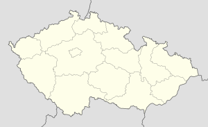 Olší is located in Česko
