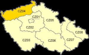 Severozápad - Image: Cznuts 2 04