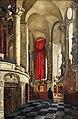 Déambulatoire de Saint-Sernin vers 1860 - Basilique Saint-Sernin de Toulouse.jpg