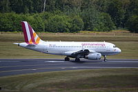 D-AGWG - A319 - Germanwings
