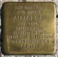 D-BW-KN-Singen - Stolperstein - RUF, August.png