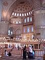 DSC04474 Istanbul - Sultan Ahmet camii (Moschea blu) - Foto G. Dall'Orto 28-5-2006.jpg