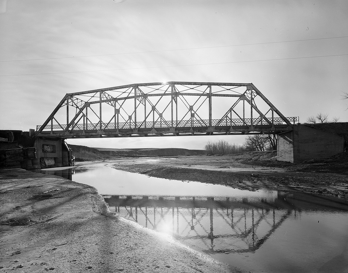 bridge on the river - photo #36
