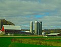 Dairy Farm in the Honey Creek Township - panoramio.jpg