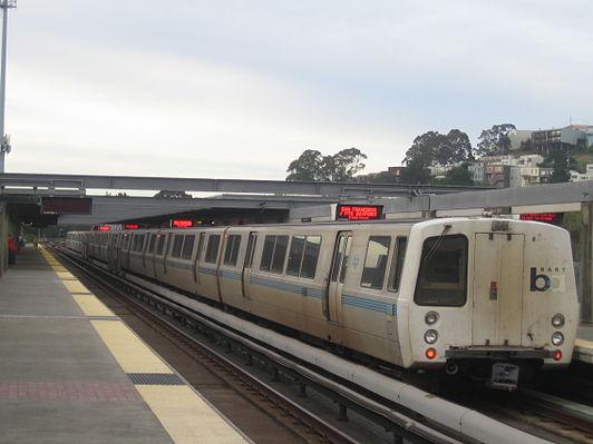 Daly City (BART station)