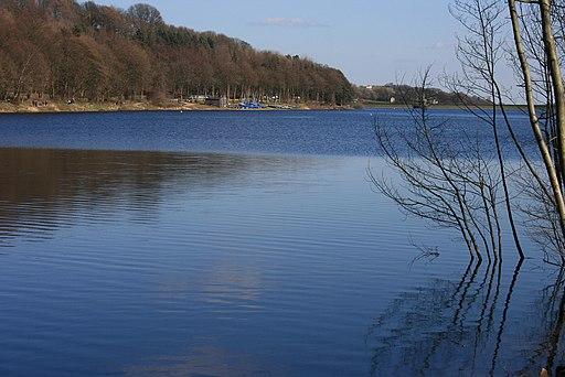 Damflask Reservoir - geograph.org.uk - 1801343