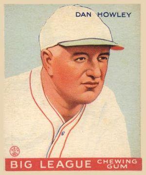 Dan Howley - Image: Dan Howley Goudeycard
