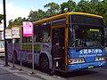 Danan Bus 822-AC at MRT Jiantan Station 20070126.jpg