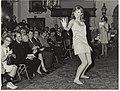 Dansshow tijdens een manifestatie in het Frans Halsmuseum. NL-HlmNHA 54012213.JPG