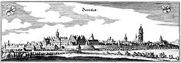 Darmstadt De Merian Hassiae