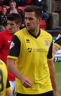 Darren Carter English association football player