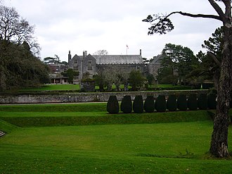 Dartington Hall - Dartington Hall.