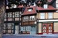 """Das """"Kleinste Haus"""" der Stadt steht in der Kochstraße 43 in Wernigerode.jpg"""