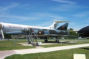 1973 Paris Air Show crash - A French Dassault Mirage IIIR fighter jet. Shortly before the accident, a Mirage IIIR had taken off from the airport. A theory for the incident suggests that the Tu-144 swerved to avoid the Mirage and lost control, breaking up before impacting the ground.