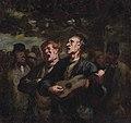 Daumier - Chanteurs ambulants ('Buskers'), 1856-1862.jpg
