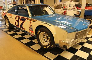USAC Stock Car - Dave Watson's 1977 Rookie of the Year Buick