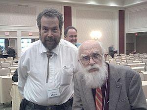 Dave Thomas (skeptic) - David E. Thomas and James Randi
